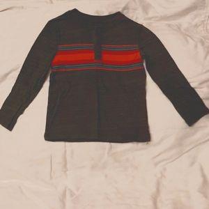 Cat & Jack toddler boys long sleeve shirt 5T
